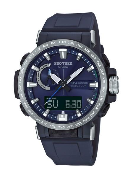 【たっぷりポイントMAX10倍! ショッピングローンMAX60回無金利】【送料無料】【国内正規品】PRO TREK(プロトレック)PRW-60-2AJF【時計 腕時計】