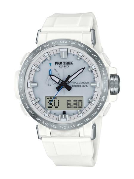 【たっぷりポイントMAX10倍! ショッピングローンMAX60回無金利】【送料無料】【国内正規品】PRO TREK(プロトレック)PRW-60-7AJF【時計 腕時計】