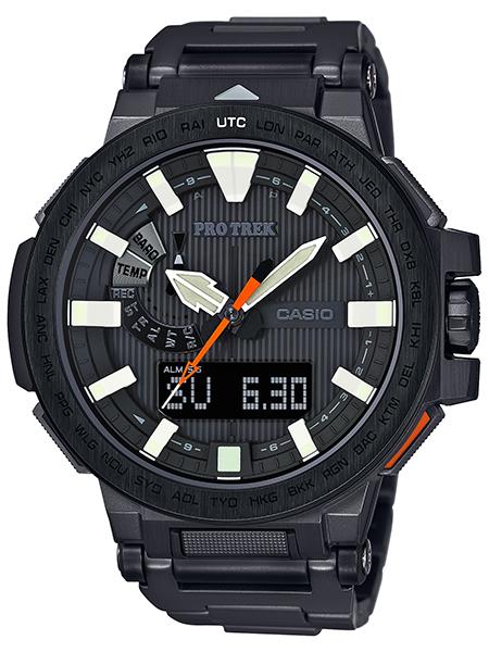 【たっぷりポイントMAX10倍! ショッピングローンMAX60回無金利】【国内正規品】【送料無料】 PRO TREK(プロトレック)PRX-8000YT-1JF【時計 腕時計】