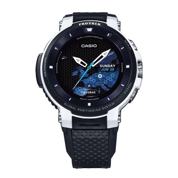 CASIO カシオ PROTREK Smart プロトレック スマート 世界限定1000本 メンズ WSD F30 WE 腕時計xdWrBEQCeo