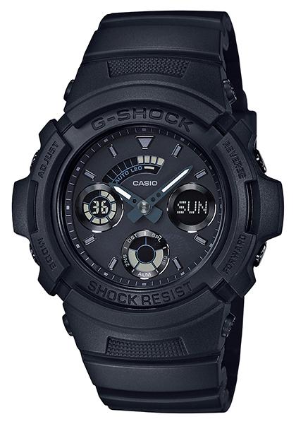 【たっぷりポイントMAX 10倍! おトクにGET!!】【送料無料】【国内正規品】G-SHOCK(ジーショック)BASIC(ベーシック)AW-591BB-1AJF【時計 腕時計】