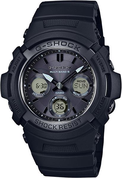 【たっぷりポイントMAX 10倍! おトクにGET!!】【送料無料】【国内正規品】 G-SHOCK(ジーショック)SPECIAL COLOR(スペシャルカラー)AWG-M100SBB-1AJF【時計 腕時計】