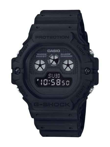 CASIO カシオ G-SHOCK ジーショック Absolute Toughness アブソリュートタフネス メンズ ブラック DW-5900BB-1JF 腕時計