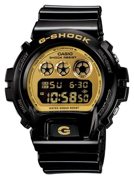 【たっぷりポイントMAX 10倍! おトクにGET!!】【送料無料】【国内正規品】 G-SHOCK(ジーショック)DW-6900CB-1JF【時計 腕時計】