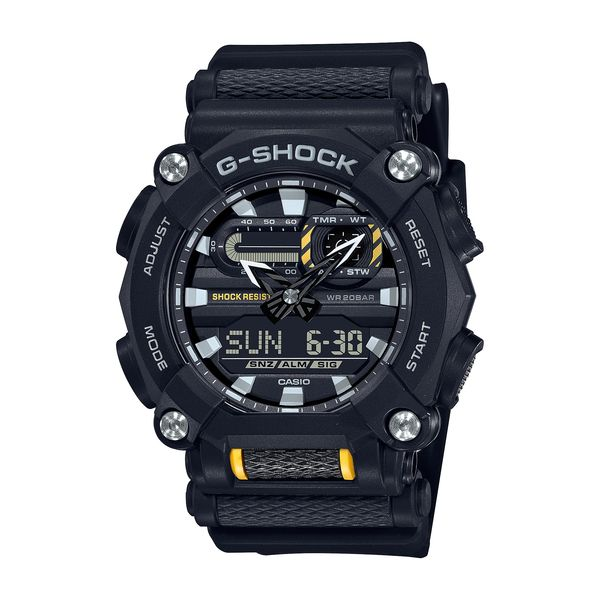 送料無料 正規品 CASIO カシオ G-SHOCK GA-900-1AJF GA-900 公式ストア 直営店 腕時計 Gショック