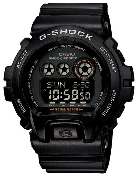 【たっぷりポイントMAX 10倍! おトクにGET!!】【送料無料】【国内正規品】 G-SHOCK(ジーショック)GD-X6900-1JF【時計 腕時計】