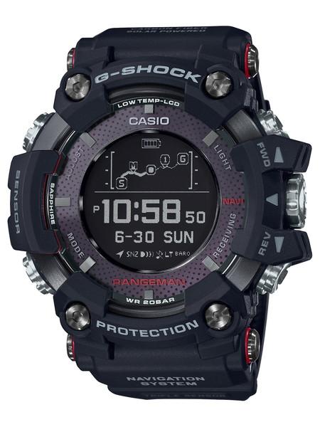 【たっぷりポイントMAX10倍! ショッピングローンMAX60回無金利】【送料無料】【国内正規品】 【G-SHOCK】【RANGEMAN】【GPR-B1000-1JR】【時計 腕時計】