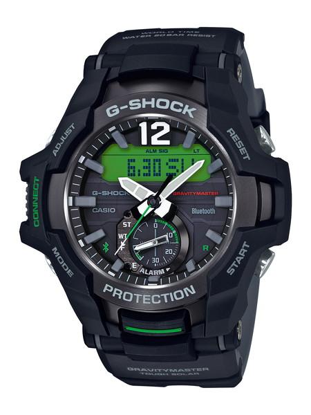 G-SHOCK ジーショック GRAVITYMASTER グラビティマスター メンズ ブラック GR-B100-1A3JF 腕時計