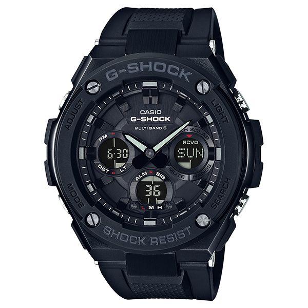 【たっぷりポイントMAX10倍! ショッピングローンMAX60回無金利】【送料無料】【国内正規品】G-SHOCK(ジーショック)G-STEEL(Gスチール)GST-W100G-1BJF【時計 腕時計】