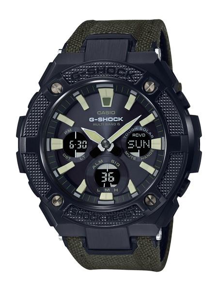【新作】【新製品】【たっぷりポイントMAX10倍! ショッピングローンMAX60回無金利】【送料無料】【国内正規品】 【G-SHOCK(ジーショック)】【G-STEEL】【GST-W130BC-1A3JF】【時計 腕時計】