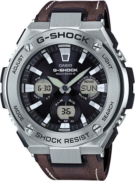 【たっぷりポイントMAX10倍! ショッピングローンMAX60回無金利】【送料無料】【国内正規品】 G-SHOCK(ジーショック)G-STEEL(Gスチール)GST-W130L-1AJF【時計 腕時計】