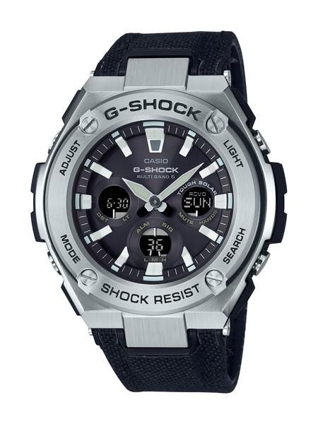【新作】【新製品】【たっぷりポイントMAX10倍! ショッピングローンMAX60回無金利】【送料無料】【国内正規品】 【G-SHOCK(ジーショック)】【G-STEEL】【GST-W330C-1AJF】【時計 腕時計】