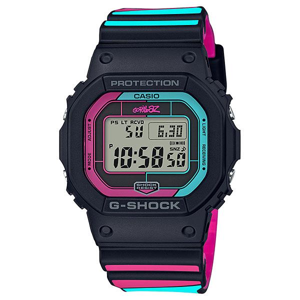 【1,000円OFFクーポン】CASIO カシオ G-SHOCK Gショック SPECIAL スペシャル G-SHOCK×Gorillazコラボレーションモデル ゴリラズ ブラック GW-B5600GZ-1JR 腕時計
