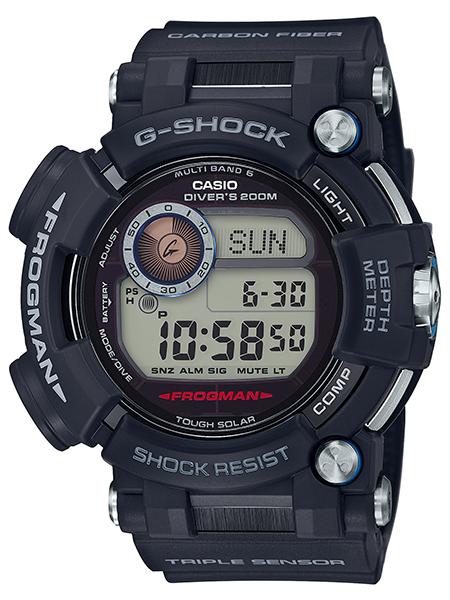 【たっぷりポイントMAX10倍! ショッピングローンMAX60回無金利】【送料無料】【国内正規品】 G-SHOCK(ジーショック)GWF-D1000-1JF【時計 腕時計】