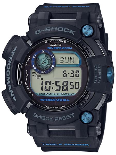 【たっぷりポイントMAX10倍! ショッピングローンMAX60回無金利】【送料無料】【国内正規品】 G-SHOCK(ジーショック)GWF-D1000B-1JF【時計 腕時計】