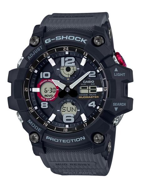 【たっぷりポイントMAX10倍! ショッピングローンMAX60回無金利】【送料無料】【国内正規品】 【G-SHOCK】【MUDMASTER】【GWG-100-1A8JF】【時計 腕時計】