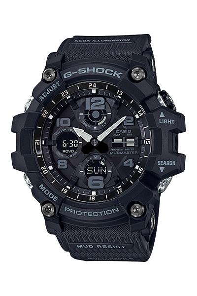 【たっぷりポイントMAX10倍! ショッピングローンMAX60回無金利】【送料無料】【国内正規品】 【G-SHOCK】【MUDMASTER】【GWG-100-1AJF】【時計 腕時計】