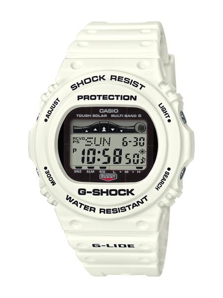【新作】【新製品】【たっぷりポイントMAX 10倍! おトクにGET!!】【送料無料】【国内正規品】 【G-SHOCK(ジーショック)】【G-LIDE】【GWX-5700CS-7JF】【時計 腕時計】