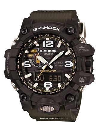 【たっぷりポイントMAX10倍! ショッピングローンMAX60回無金利】【送料無料】【国内正規品】 G-SHOCK(ジーショック)GWG-1000-1A3JF【時計 腕時計】
