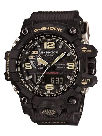 【たっぷりポイントMAX10倍! ショッピングローンMAX60回無金利】【送料無料】【国内正規品】 G-SHOCK(ジーショック)GWG-1000-1AJF【時計 腕時計】