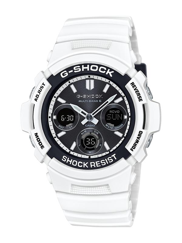 G-SHOCK(ジーショック)AWG-M100SBW-7AJF