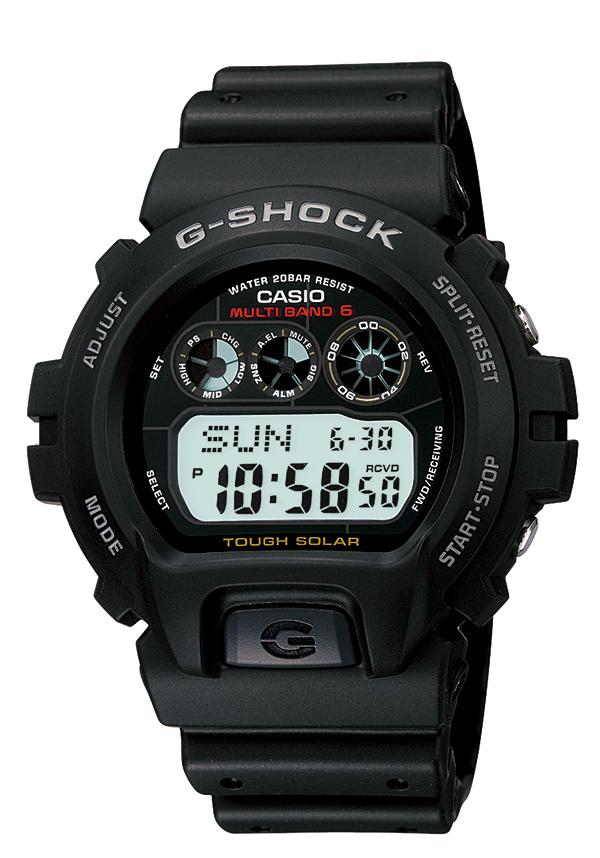 【たっぷりポイントMAX 10倍! おトクにGET!!】【送料無料】【国内正規品】G-SHOCK(ジーショック)GW-6900-1JF【時計 腕時計】
