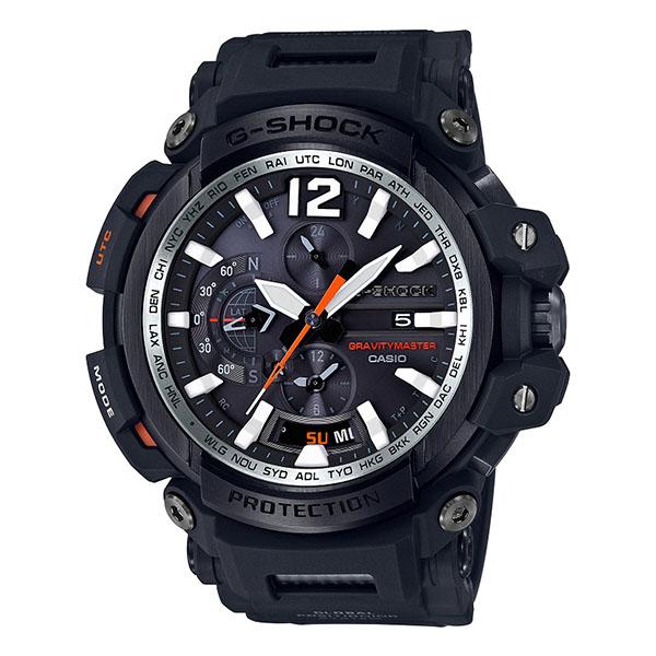 【たっぷりポイントMAX10倍! ショッピングローンMAX60回無金利】【送料無料】【国内正規品】 【G-SHOCK(ジーショック)】【GRAVITYMASTER】【GPW-2000-1AJF】【時計 腕時計】