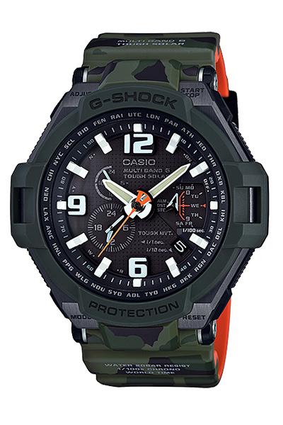 【たっぷりポイントMAX10倍! ショッピングローンMAX60回無金利】【送料無料】【国内正規品】 G-SHOCK(ジーショック)GRAVITYMASTER(グラビティマスター)GW-4000SC-3AJF【時計 腕時計】
