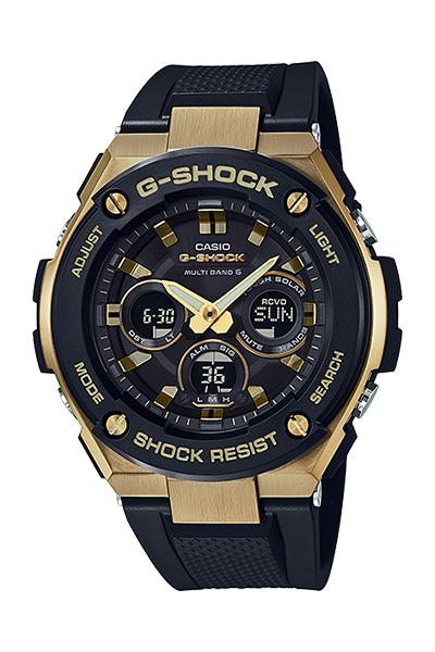 G-SHOCK(ジーショック)G-STEEL(Gスチール)GST-W300G-1A9JF