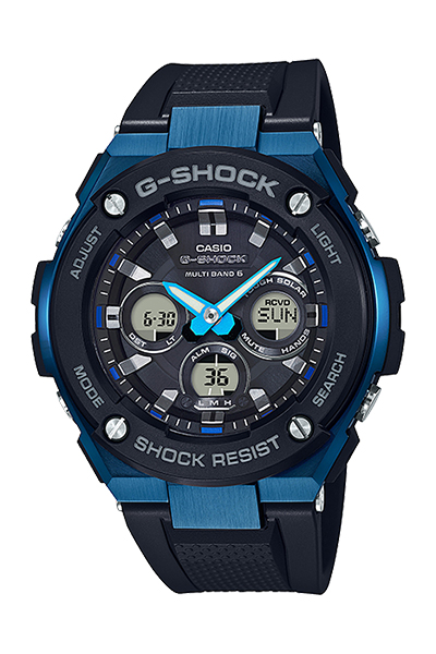 CASIO カシオ G-SHOCK Gショック G-STEEL ジースチール GST-W300G-1A2JF 腕時計