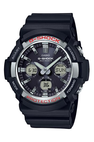 【たっぷりポイントMAX 10倍! おトクにGET!!】【送料無料】【国内正規品】 【G-SHOCK】【BASIC】【GAW-100-1AJF】【時計 腕時計】