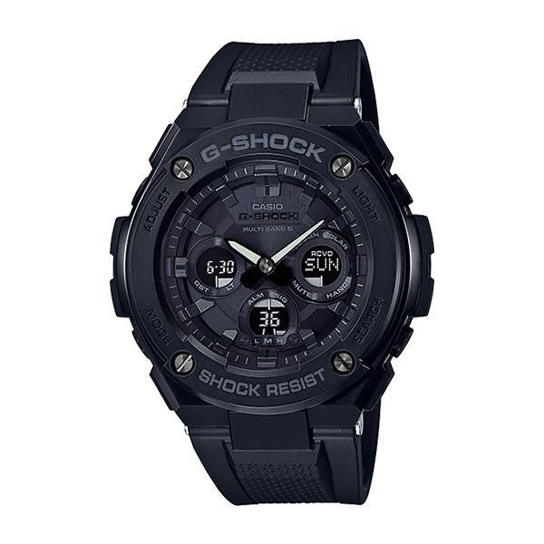 【たっぷりポイントMAX10倍! ショッピングローンMAX60回無金利】【送料無料】【国内正規品】 G-SHOCK(ジーショック)G-STEEL(Gスチール)GST-W300G-1A1JF【時計 腕時計】