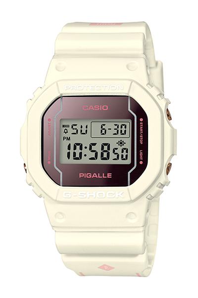 【新作】【新製品】【たっぷりポイントMAX 10倍! おトクにGET!!】【送料無料】【国内正規品】 【G-SHOCK(ジーショック)】【ANNIVERSARY LIMITED MODELS】【DW-5600PGW-7JR】【時計 腕時計】