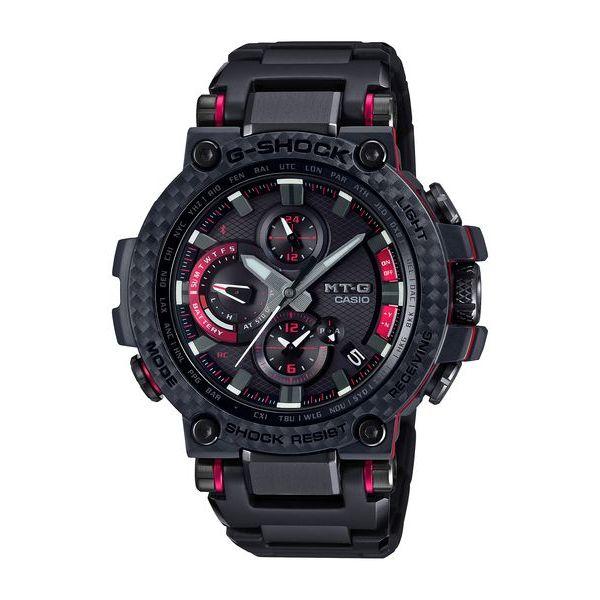 CASIO カシオ G-SHOCK Gショック MT-G ブラック MTG-B1000XBD-1AJF 腕時計