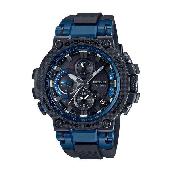 【4,000円OFFクーポン】CASIO カシオ G-SHOCK Gショック MT-G ブルー ブラック MTG-B1000XB-1AJF 腕時計