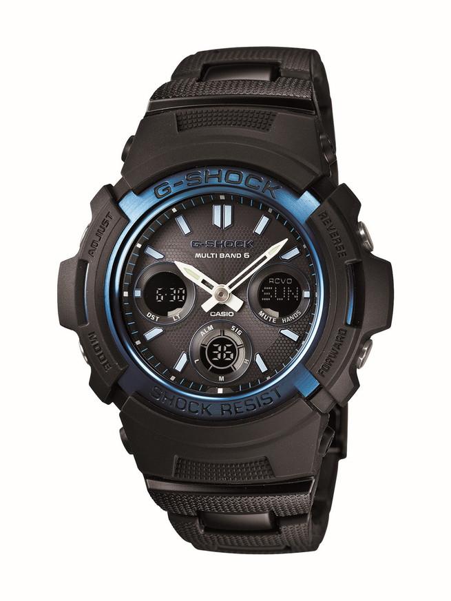 【たっぷりポイントMAX10倍! ショッピングローンMAX60回無金利】【送料無料】【国内正規品】G-SHOCK(ジーショック)BASIC(ベーシック)AWG-M100BC-2AJF【時計 腕時計】