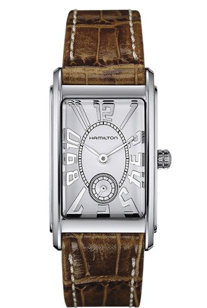 【メーカー取り寄せ】【ノベルティプレゼント】HAMILTON ハミルトン AMERICAN CLASSIC(アメリカン クラシック) ARDMORE QUARTZ(アードモア クォーツ) H11411553 【時計 腕時計】