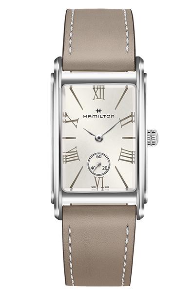 【メーカー取り寄せ】【ノベルティプレゼント】HAMILTON ハミルトン AMERICAN CLASSIC(アメリカン クラシック) ARDMORE QUARTZ(アードモアクォーツ) H11421514 【時計 腕時計】