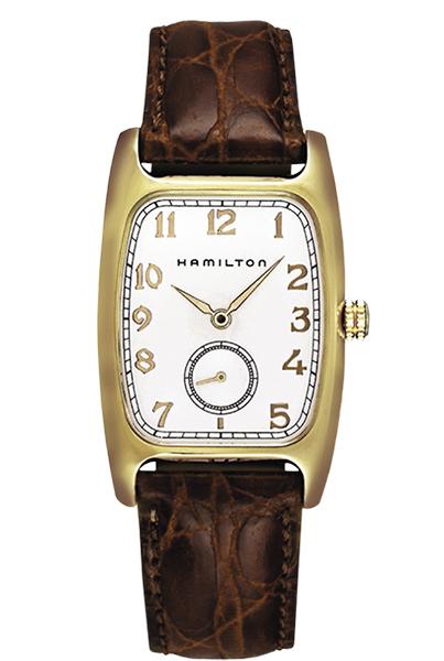 【メーカー取り寄せ】【ノベルティプレゼント】HAMILTON ハミルトン AMERICAN CLASSIC(アメリカン クラシック) BOULTON QUARTZ(ボルトン クォーツ) H13431553 【時計 腕時計】