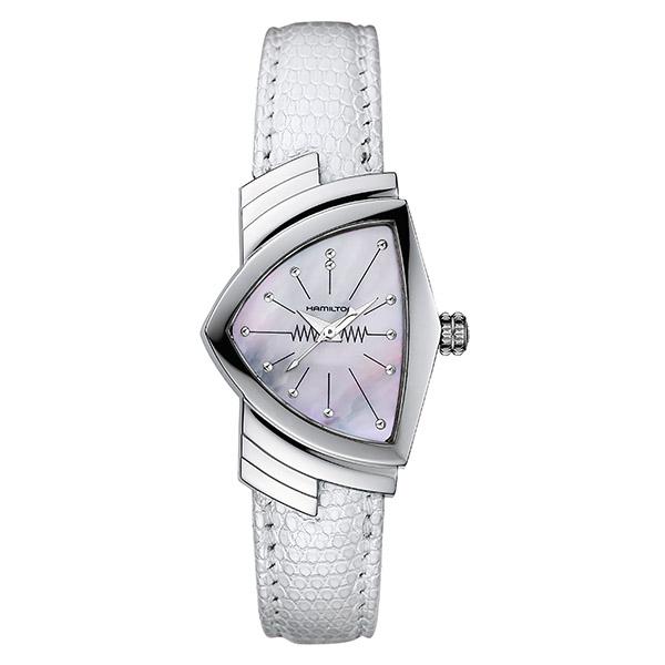 【ノベルティプレゼント】HAMILTON ハミルトン ベンチュラ QUARTZ レディース H24211852 腕時計