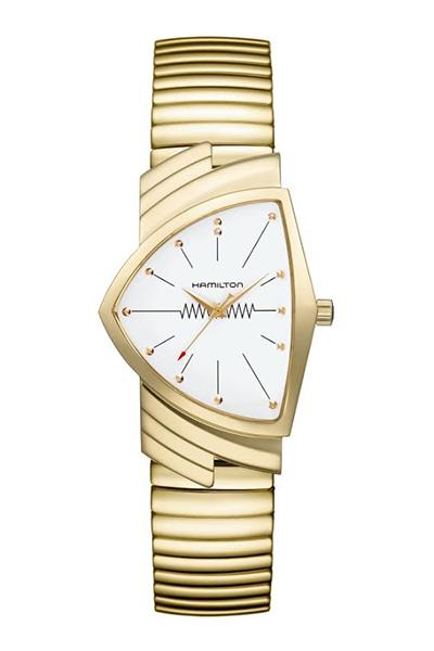 【ノベルティプレゼント】 HAMILTON ハミルトン VENTURA(ベンチュラ) AUTO(オート) H24301111 【時計 腕時計】