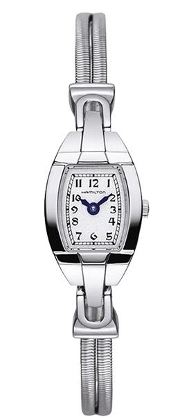 【メーカー取り寄せ】【ノベルティプレゼント】 HAMILTON ハミルトン AMERICANCLASSICアメリカン クラシック Lady Hamilton Quartz レディーハミルトンクオーツ H31111183 【時計 腕時計】