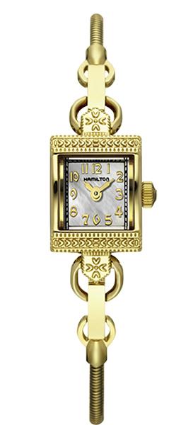 【メーカー取り寄せ】【ノベルティプレゼント】HAMILTON ハミルトン AMERICAN CLASSIC (アメリカン クラシック) VINTAGE QUARTZ (ヴィンテージ クオーツ) H31231113 【時計 腕時計】