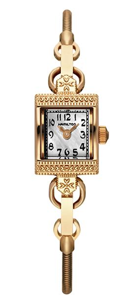 【メーカー取り寄せ】【ノベルティプレゼント】HAMILTON ハミルトン AMERICAN CLASSIC (アメリカン クラシック) VINTAGE QUARTZ (ヴィンテージ クオーツ) H31241113 【時計 腕時計】
