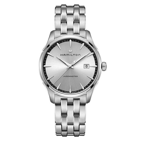 【ノベルティプレゼント】 HAMILTON ハミルトン JAZZMASTER(ジャズマスター) GENT QUARTZ(ジェント クオーツ) H32451151 【時計 腕時計】