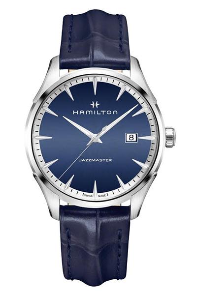 【ノベルティプレゼント】 HAMILTON ハミルトン JAZZMASTER(ジャズマスター) GENT(ジェント) H32451641 【時計 腕時計】