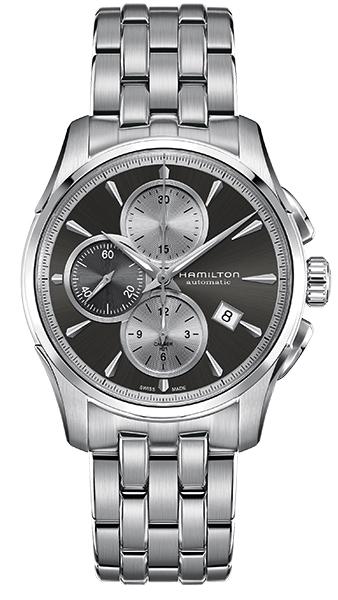 【メーカー取り寄せ】【ノベルティプレゼント】 HAMILTON ハミルトン JAZZMASTER(ジャズマスター) AUTO CHRONO(オートクロノ) H32596181 【時計 腕時計】