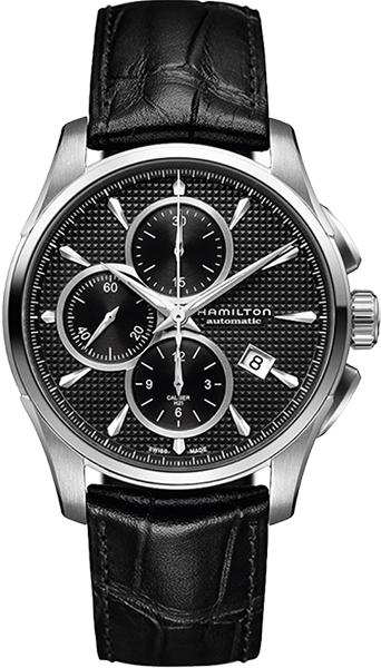 【メーカー取り寄せ】【ノベルティプレゼント】 HAMILTON ハミルトン JAZZMASTER(ジャズマスター) AUTO CHRONO(オートクロノ) H32596731 【時計 腕時計】