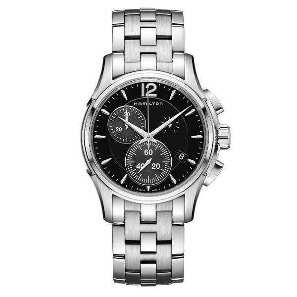 【4,000円OFFクーポン】【ノベルティプレゼント】HAMILTON ハミルトン ジャズマスター CHRONO QUARTZ(クロノクオーツ) メンズ H32612131 腕時計