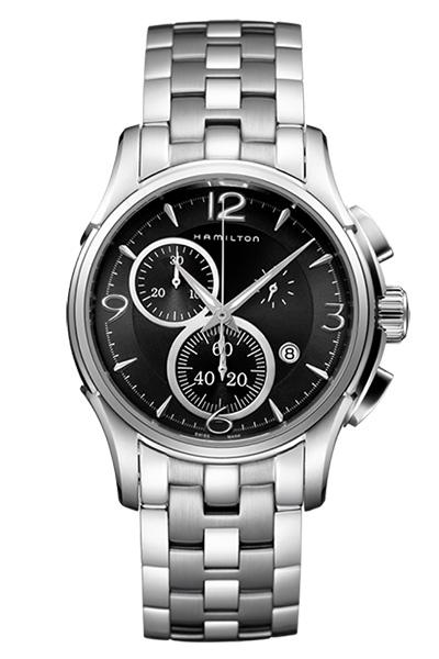 【ノベルティプレゼント】 HAMILTON ハミルトン JAZZMASTER(ジャズマスター) クロノクォーツ H32612135 【時計 腕時計】